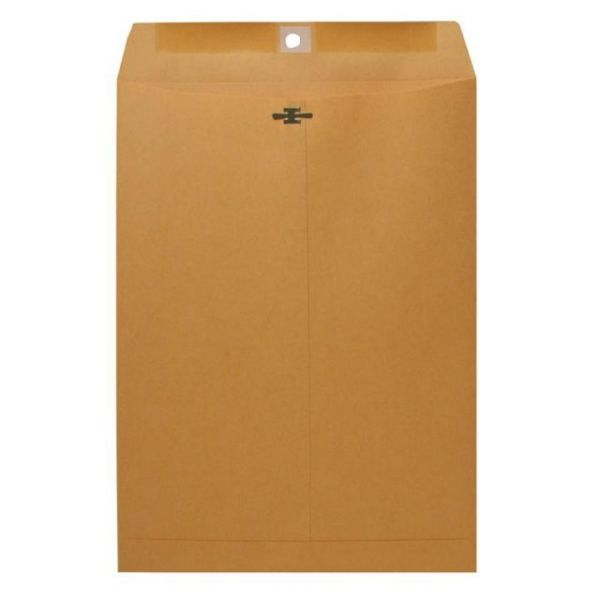 "Sparco Gummed 9"" x 12"" Clasp Envelopes"
