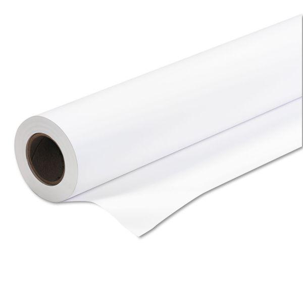 """PM Company Amerigo Wide-Format Paper, 24 lbs., 2"""" Core, 36"""" x 150 ft, White, Amerigo"""