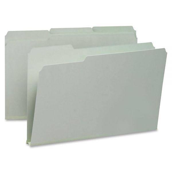 Smead 100% Recycled Pressboard File Folder 18500