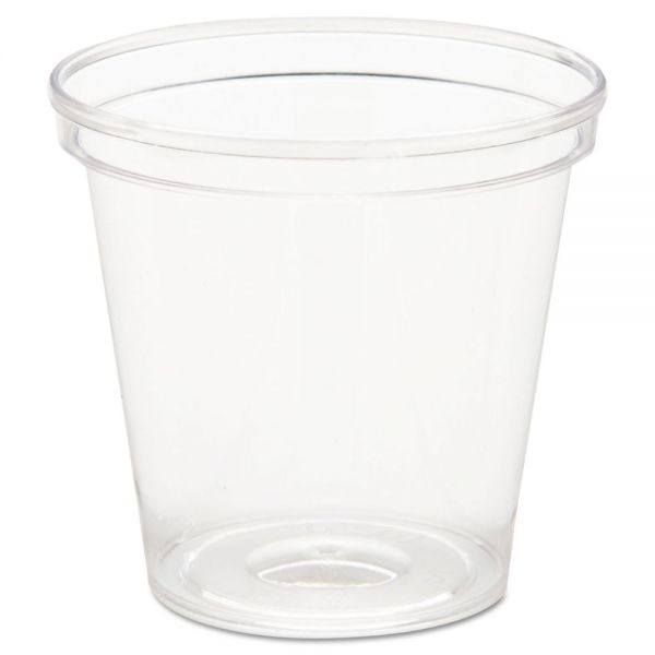 WNA Comet Plastic 1 oz Shot Glasses