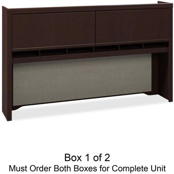 bbf Enterprise Tall Hutch Box 1 of 2 by Bush Furniture