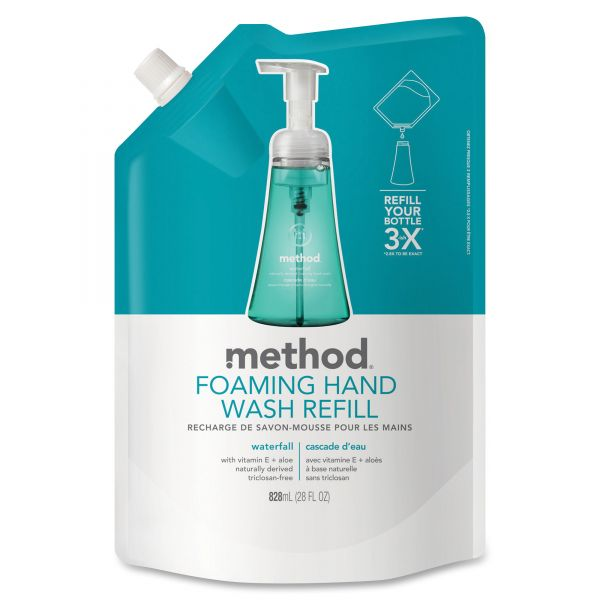 Method Foaming Hand Soap Refills