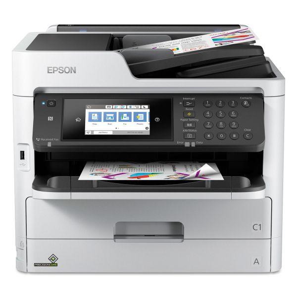 Epson WorkForce Pro WF-C5710, Copy/Fax/Print/Scan
