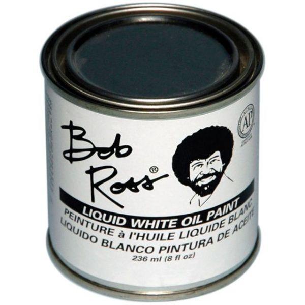 Bob Ross Oil Paint