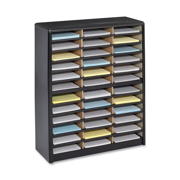 Safco Value Sorter Literature Organizer