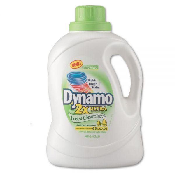 Dynamo 2Xultra Liquid Laundry Detergent