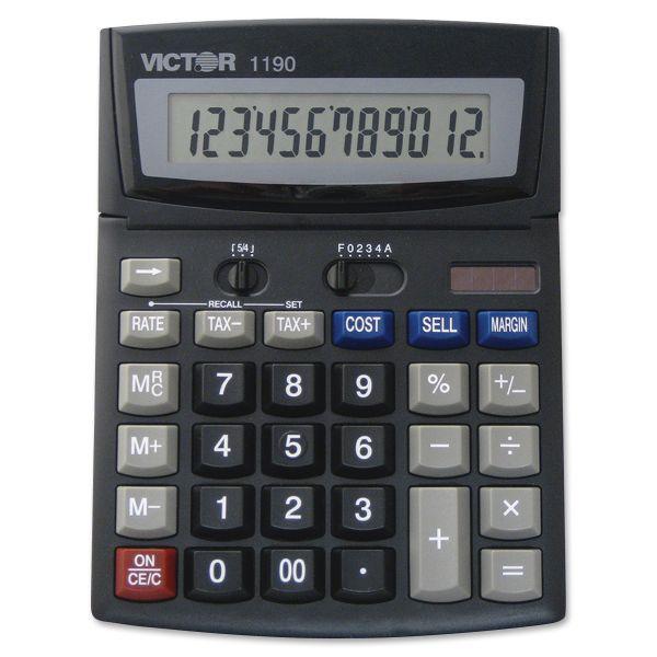 Victor 1190 Desktop Display Calculator
