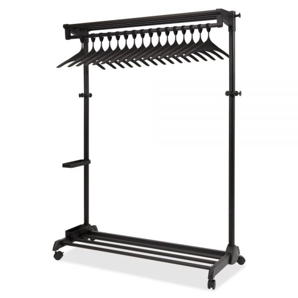 Alba Mobile Garment Rack