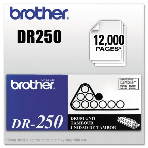 Brother DR250 Replacement Drum Unit