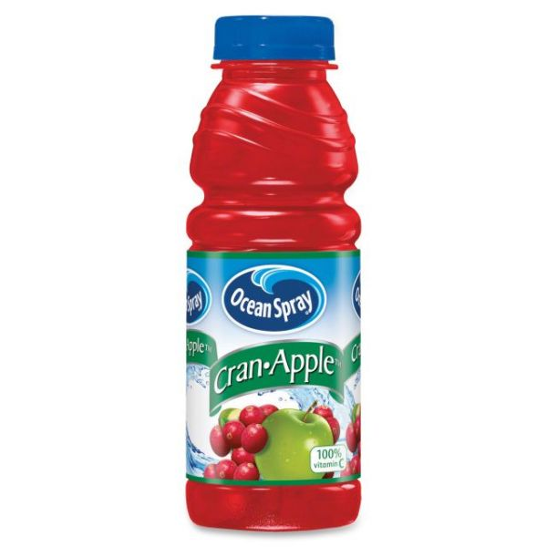 Ocean Spray Pepsico Bottled Cran-Apple Juice Drink