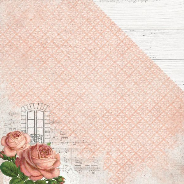 "Ooh La La Double-Sided Cardstock 12""X12"""