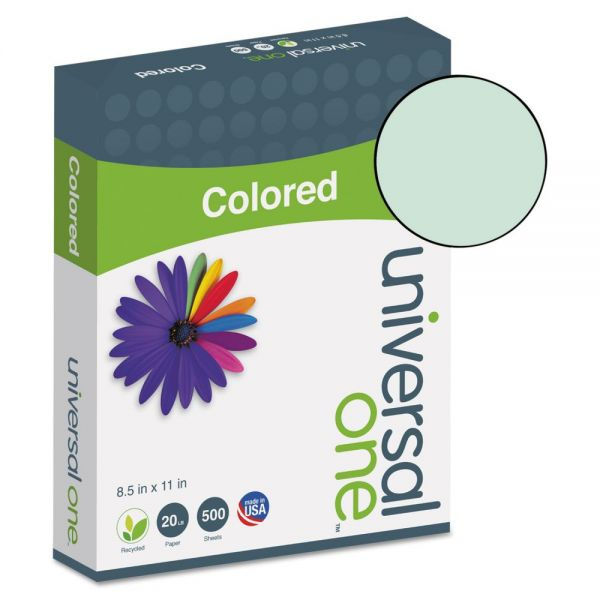 Universal One Premium Colored Paper - Green