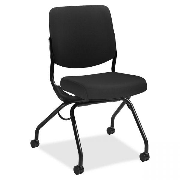 HON Perpetual Series Nesting Armless Chair