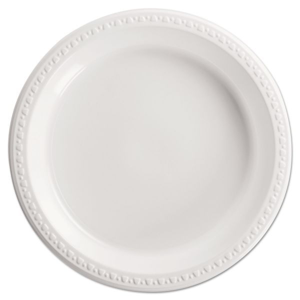 "Chinet Heavyweight 10.25"" Plastic Plates"