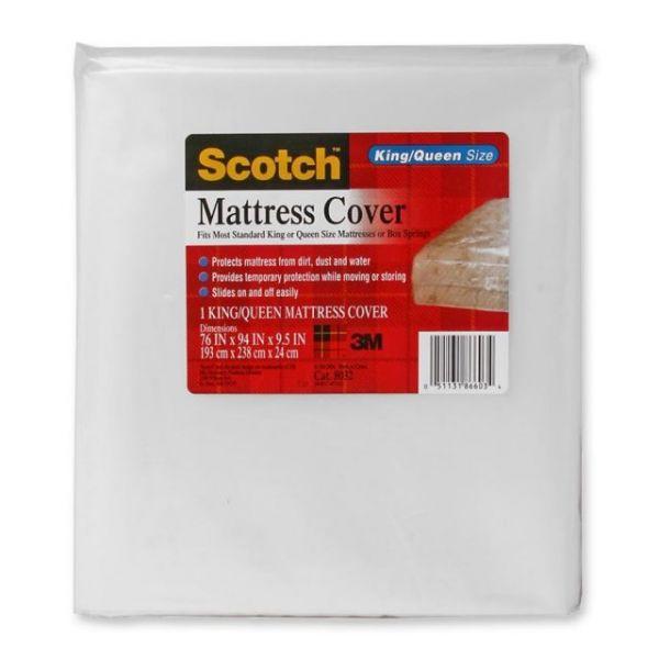Scotch King/Queen Mattress Cover