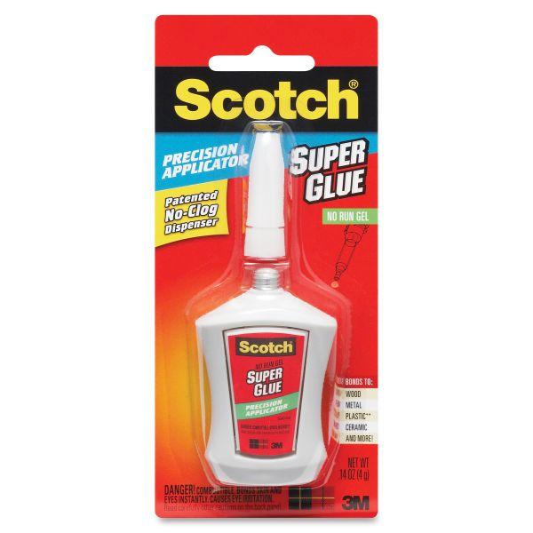 Scotch Super Glue In Precision Applicator