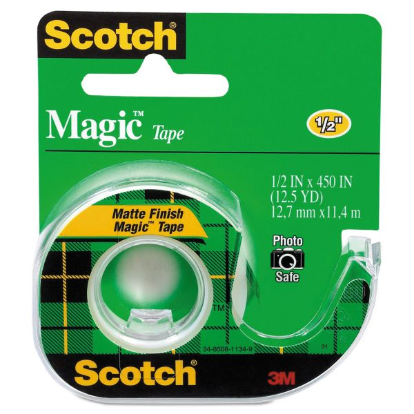 "Scotch 1/2"" Magic Invisible Tape"
