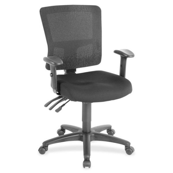 Lorell Low-Back Mesh Task Chair