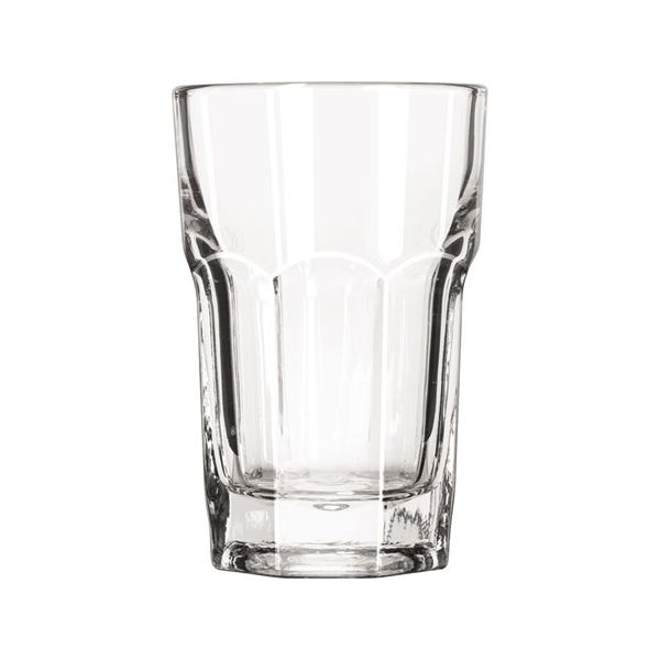 Libbey Gibraltar 9 oz Hi-Ball Glass Tumblers