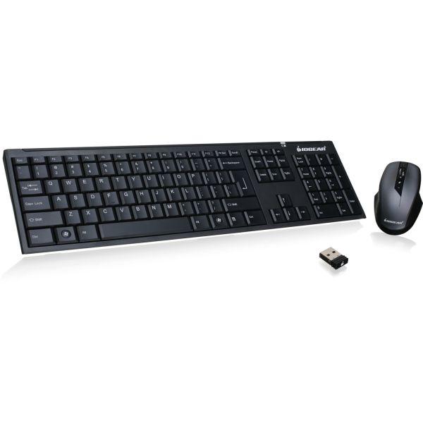 Iogear GKM552R Keyboard & Mouse