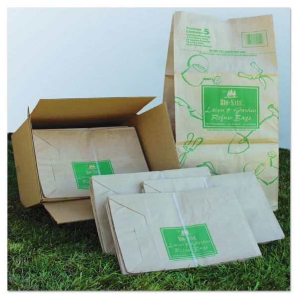 Duro Bag Lawn/Leaf Self-Standing Bags