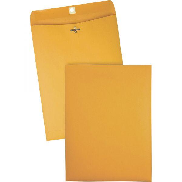 """Quality Park Gummed 9"""" x 12"""" Clasp Envelopes"""
