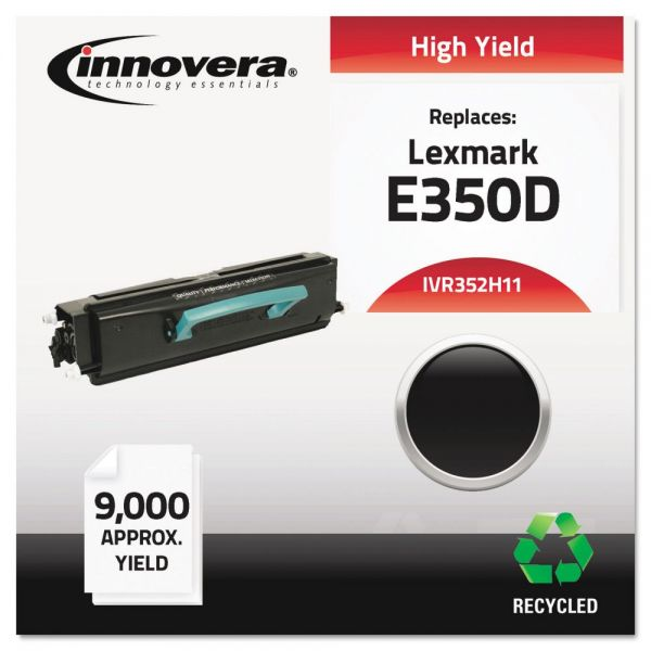 Innovera Remanufactured Lexmark E350D High Yield Toner Cartridge