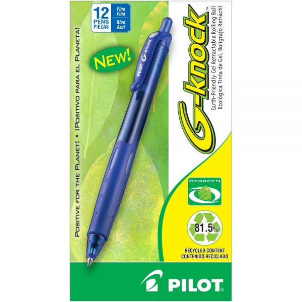 BeGreen G-Knock Rollerball Gel Pens