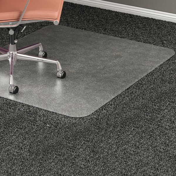 Lorell Rectangular Medium Pile Chair Mat