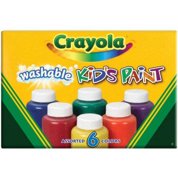 Crayola Washable Kid's Paint