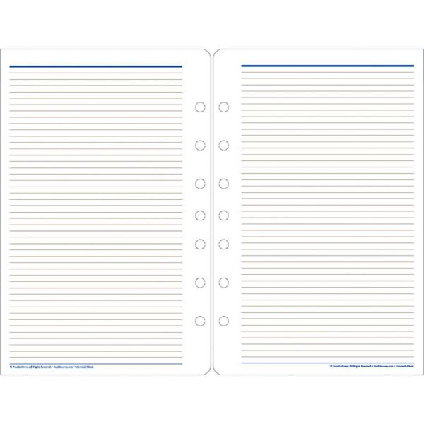 Franklin Covey High Quality Lined Page Refills