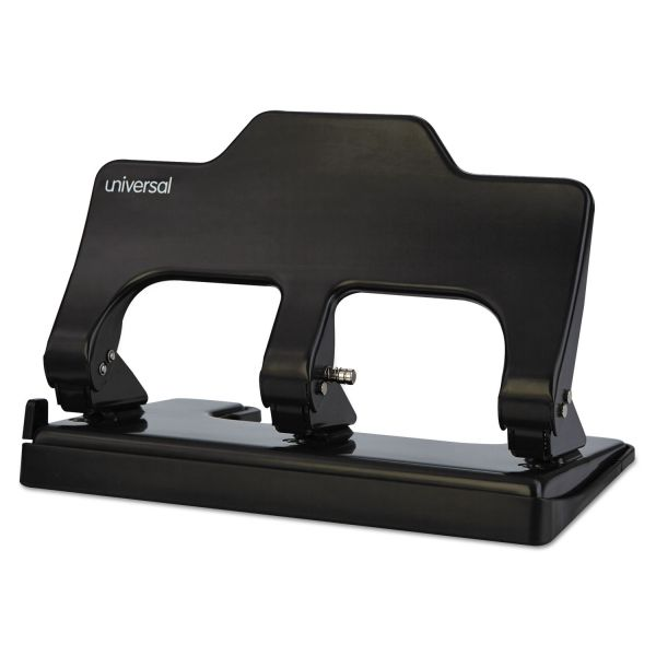 Universal One Power Assist 3-Hole Punch