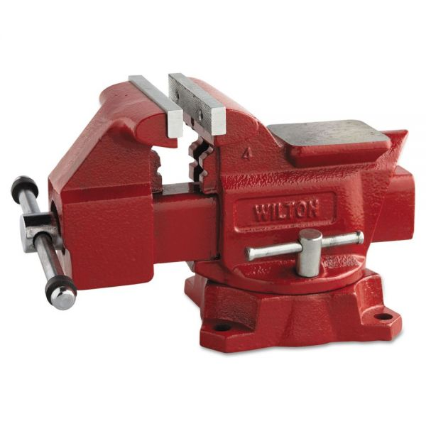 "Wilton 674 Utility Vise, 4 1/2"" Jaw Width, 4"" Opening"