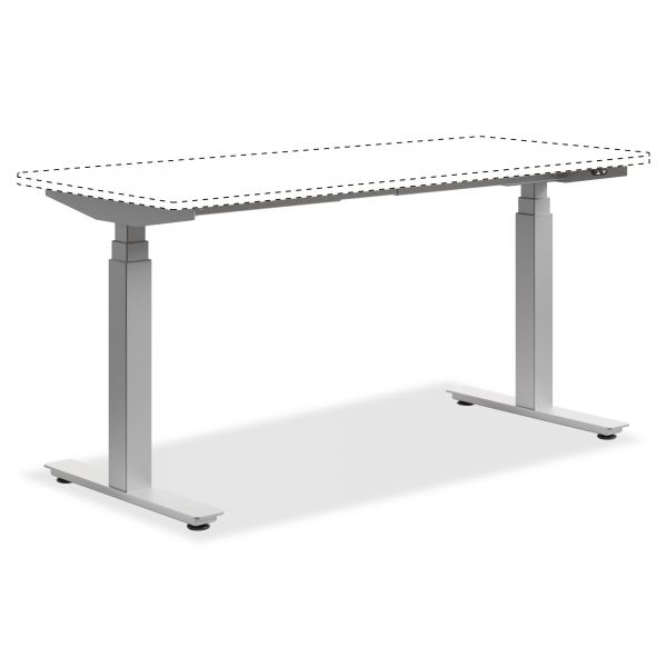HON Coordinate Height-adjustable Table Base