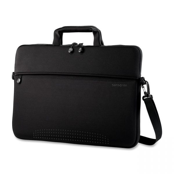 "Samsonite Aramon NXT Carrying Case for 17"" Notebook - Black"
