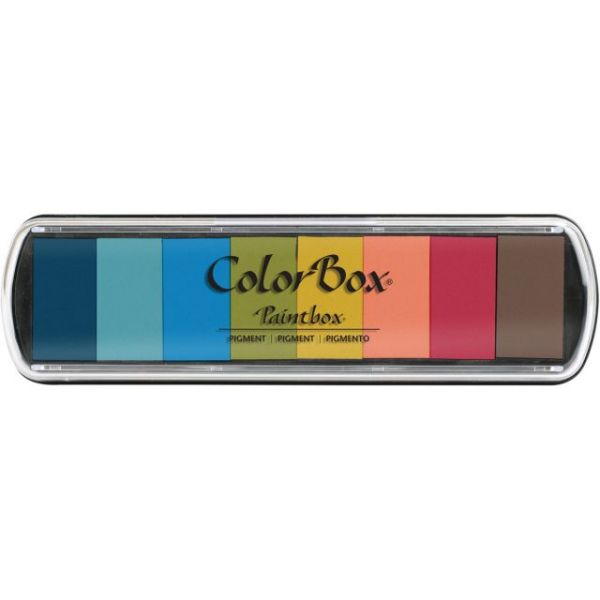 ColorBox Pigment Paintbox Option Pad 8 Colors