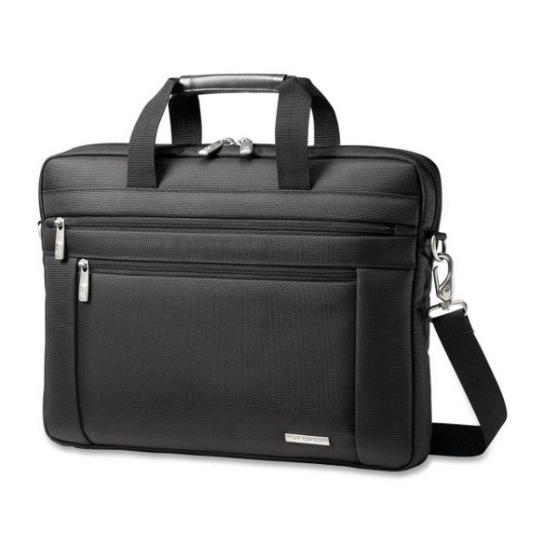 "Samsonite Classic Carrying Case for 15.6"" Notebook - Black"