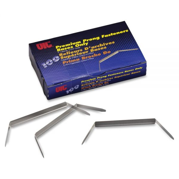 OIC Premium Prong Fasteners Base