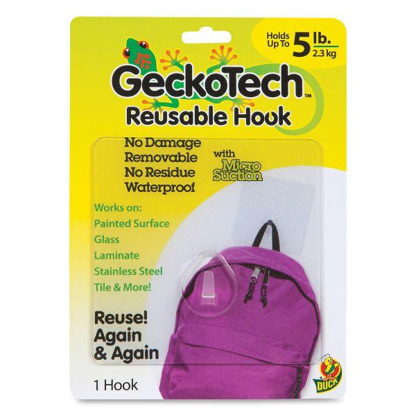 Duck Brand GeckoTech 5lb. Reusable Hooks