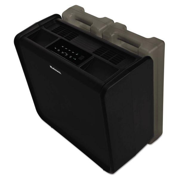 Holmes HM3855LUM Cool Mist Humidifier with Humidistat, 2gal, 10 15/16w x 17 9/16d x 16 21/32h
