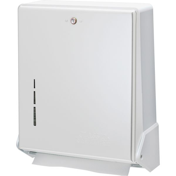 San Jamar True Fold Paper Towel Dispenser