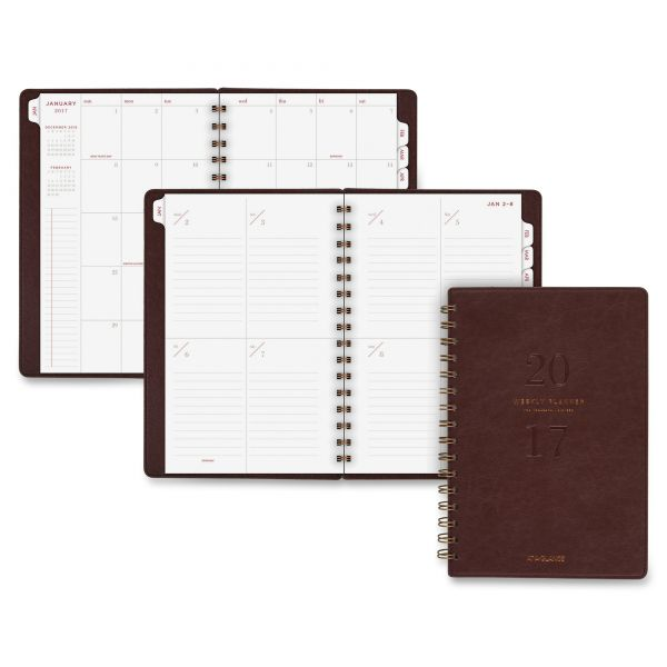 At-A-Glance Professnl Neutral Weekly/Monthly Planner