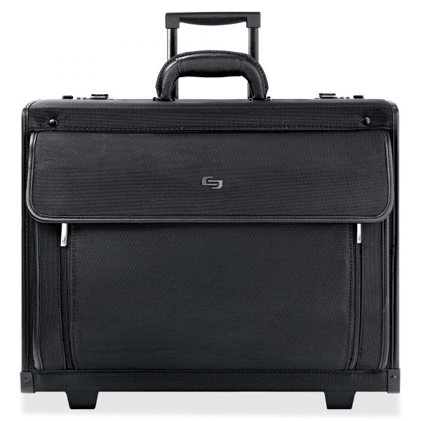Solo Classic Rolling Catalog Case