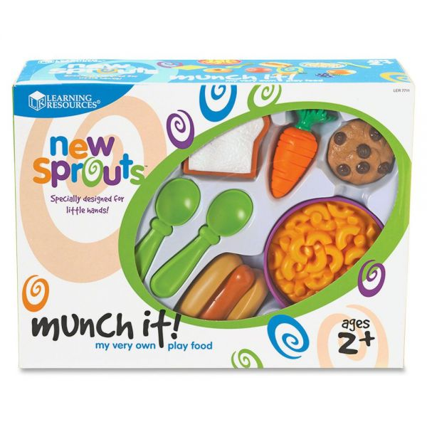New Sprouts - Munch It! My Very Own Play Food
