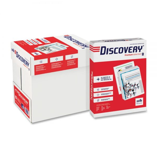 Discovery Premium Multi-Purpose White Copy Paper