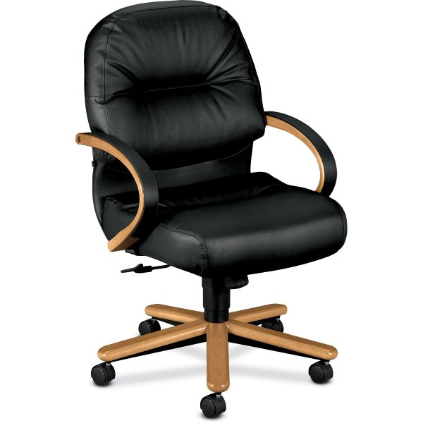 HON Pillow-Soft Series H2192 Managerial Mid-Back Office Chair