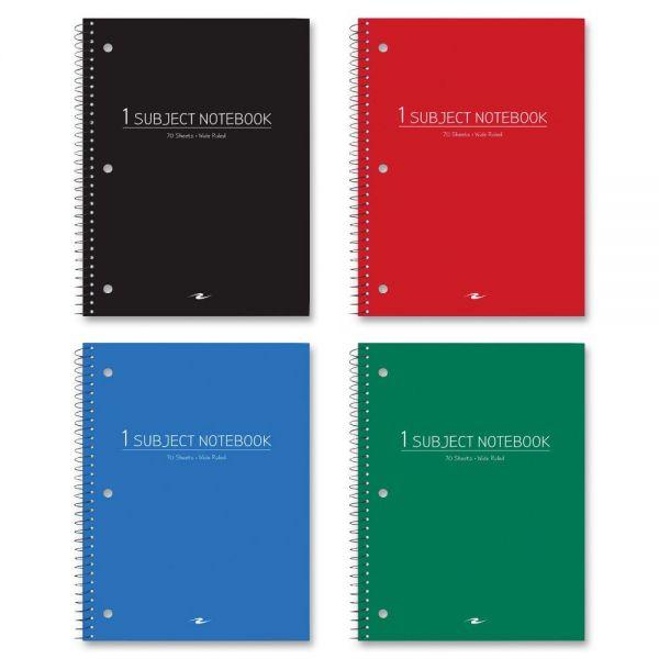 Roaring Spring Wide Ruled Wirebound Notebook