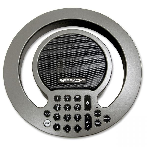 Spracht Conference Phone - Silver