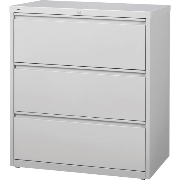 Lorell 3 Drawer Lateral File Cabinet ...