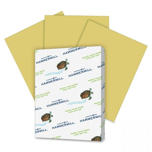 Hammermill Super-Premium Colored Paper - Buff